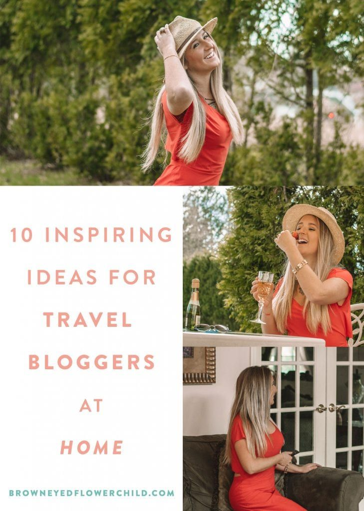 Discover the top 10 things to do at home that will keep your creative juices flowing as a travel blogger. #StayatHome #TravelInspiration #TravelBloggers #TravelBloggingatHome #TravelatHome #TravelWhileBeingatHome #AtHomeIdeas #AtHomeInspiration #AtHomeActivities #InternationalCooking #TravelBooks #TravelMovies