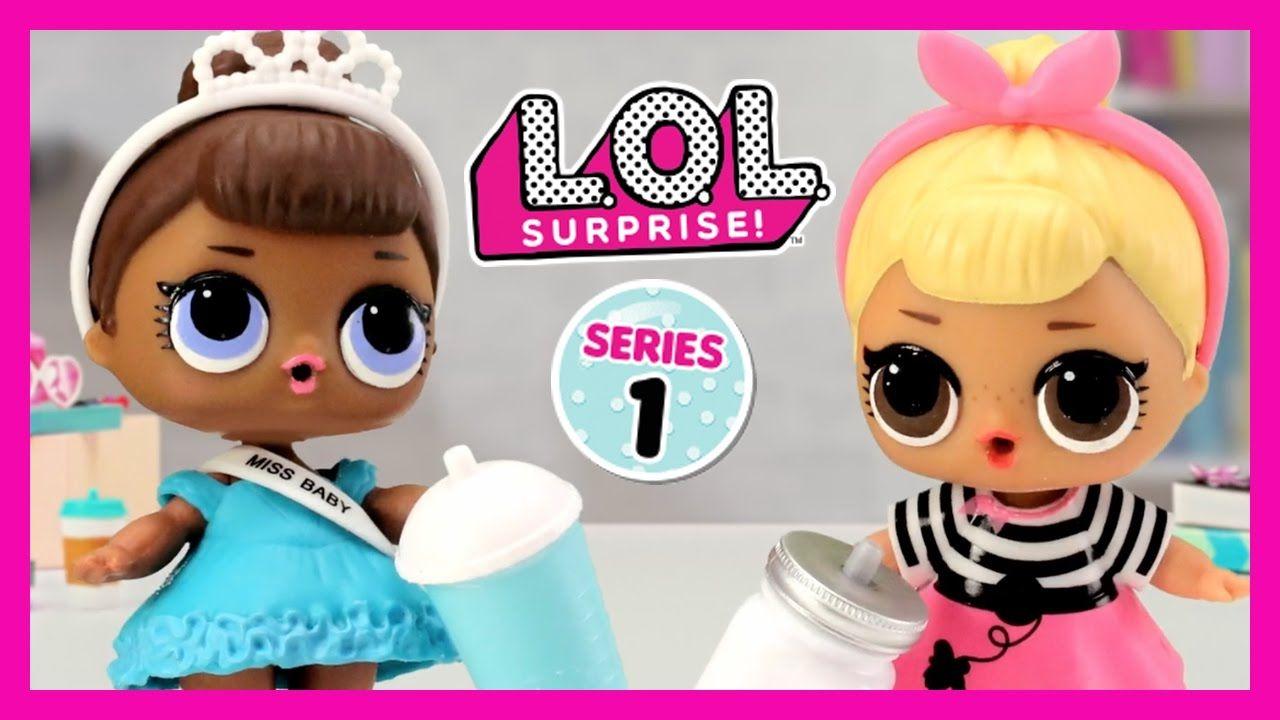 L O L Surprise Dolls Serie 1 Juega Con Irene L O L