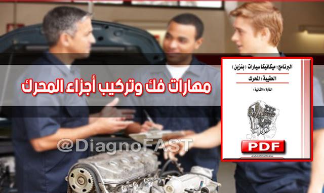مهارات فك وتركيب أجزاء المحرك Manual Transmission Transmission Blog Posts