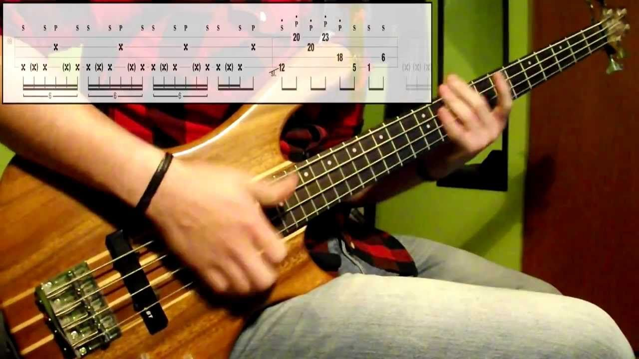 Primus - Tommy The Cat Bass Cover Play Along Tabs In -6857