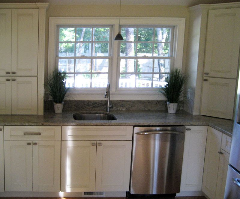 Small Cape Cod Kitchen Makeovers Kitchen Remodeling Kitchen