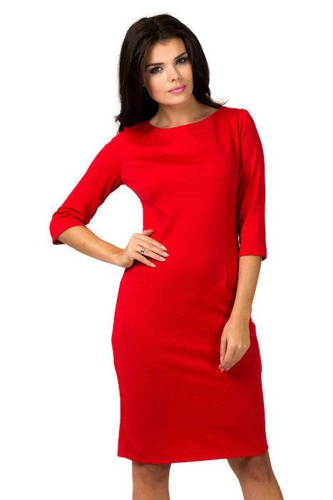 05bbfd5620 Klasyczna sukienka z dzianiny  plussize z dzianiny. 3 kolory do wyboru.   sukienki  sukienka  wesele  chrzest  komunia  dlapuszystych  sukienkixxl ...