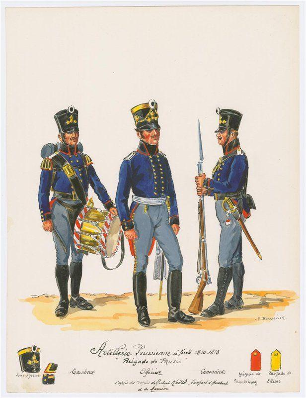 Радикал-Фото: Картинка | German uniforms, Napoleonic wars ...