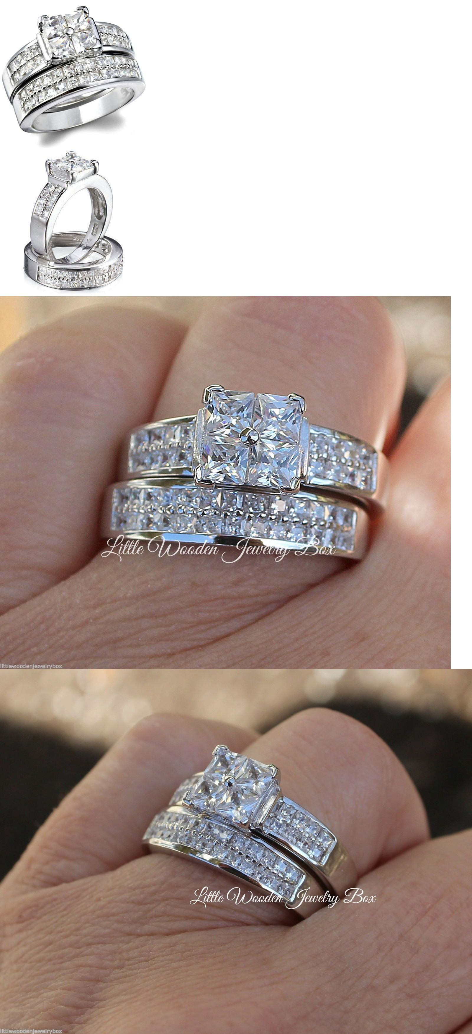 awesome jean custom from faux rings idea fake engagement francesca wedding diamonds of sets diamond ring dousset luxury