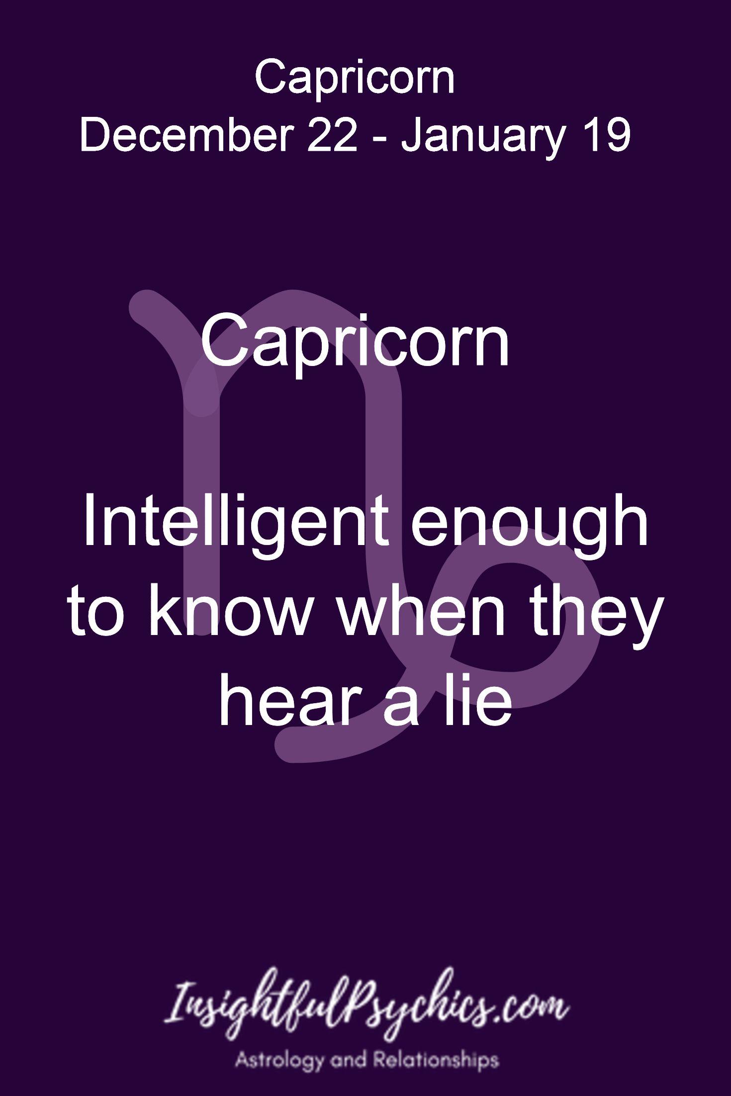 Capricorn Sign Dates, Traits, & More   Capricorn sign, Capricorn ...