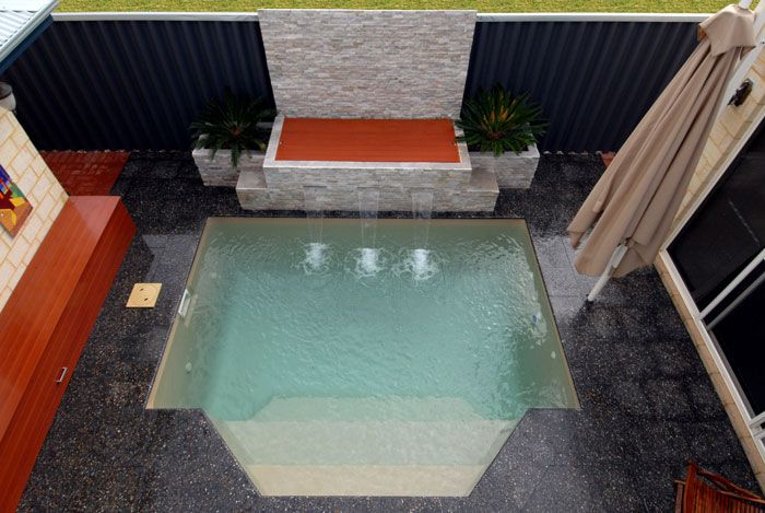 Plunge Pools Perth Gallery For Plunge Pools In Perth Plunge Pool Pool Fiberglass Swimming Pools