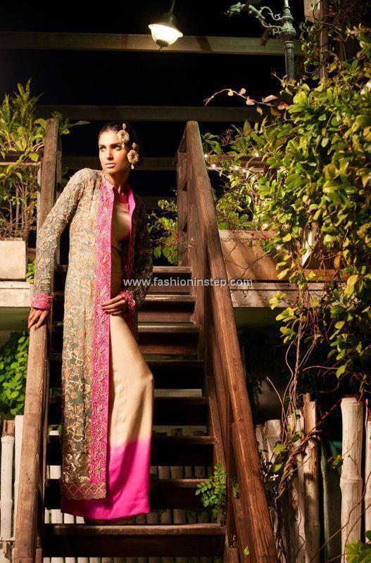 Aamna Aqeel Formal Wear Dresses 2013 for Women 005