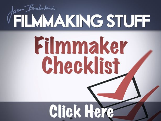 The Official  Step Film Production Checklist  How To Make A