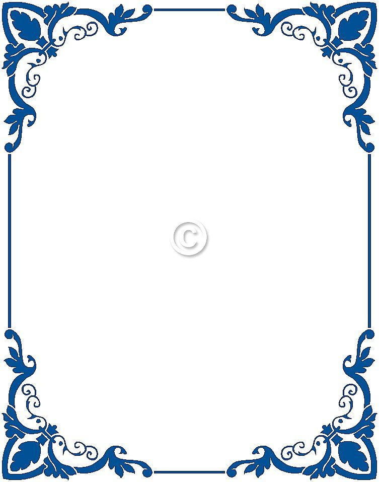 Free Border Clip Art borders Pinterest Clip art, Scrapbook - border templates for word