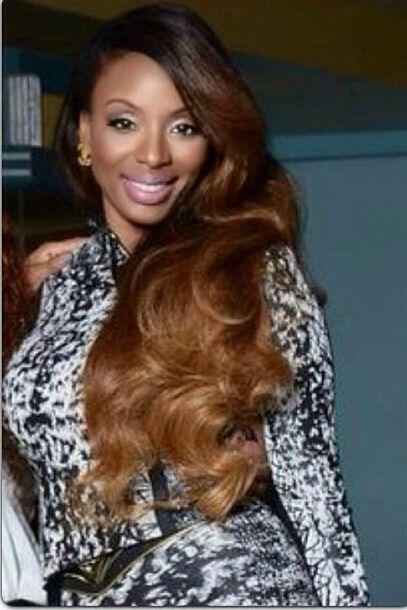 The Most Popular Feedin Braids Style for Black Women