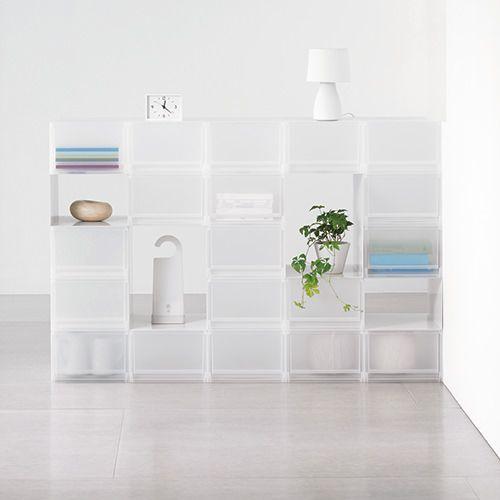 家具・インテリア・家電 | 無印良品ネットストア 収納家具; ユニットシェルフ;