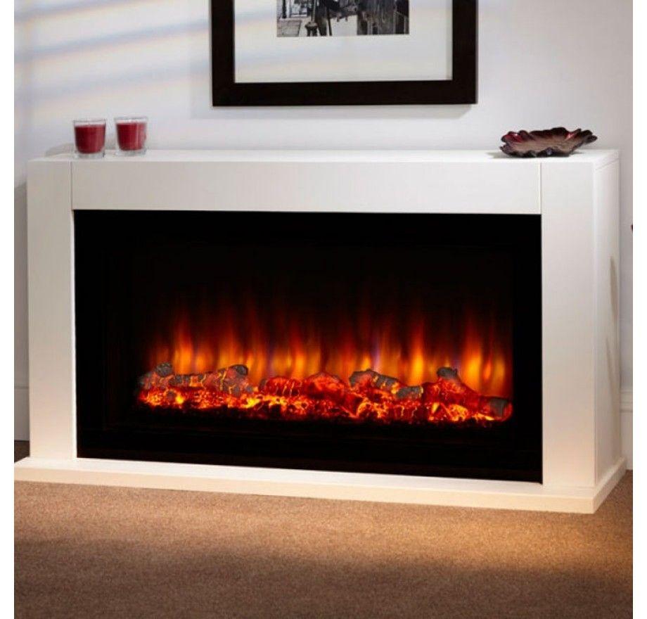 Suncrest Lumley 48 Electric Fireplace Suite Direct Fireplaces Fireplace Suites Electric Fireplace Suites Electric Fire Suites