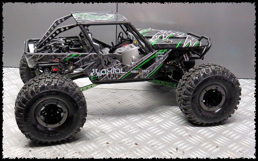 Wraith 19 Rc Rock Crawler Course Rock Crawler Rc Cars