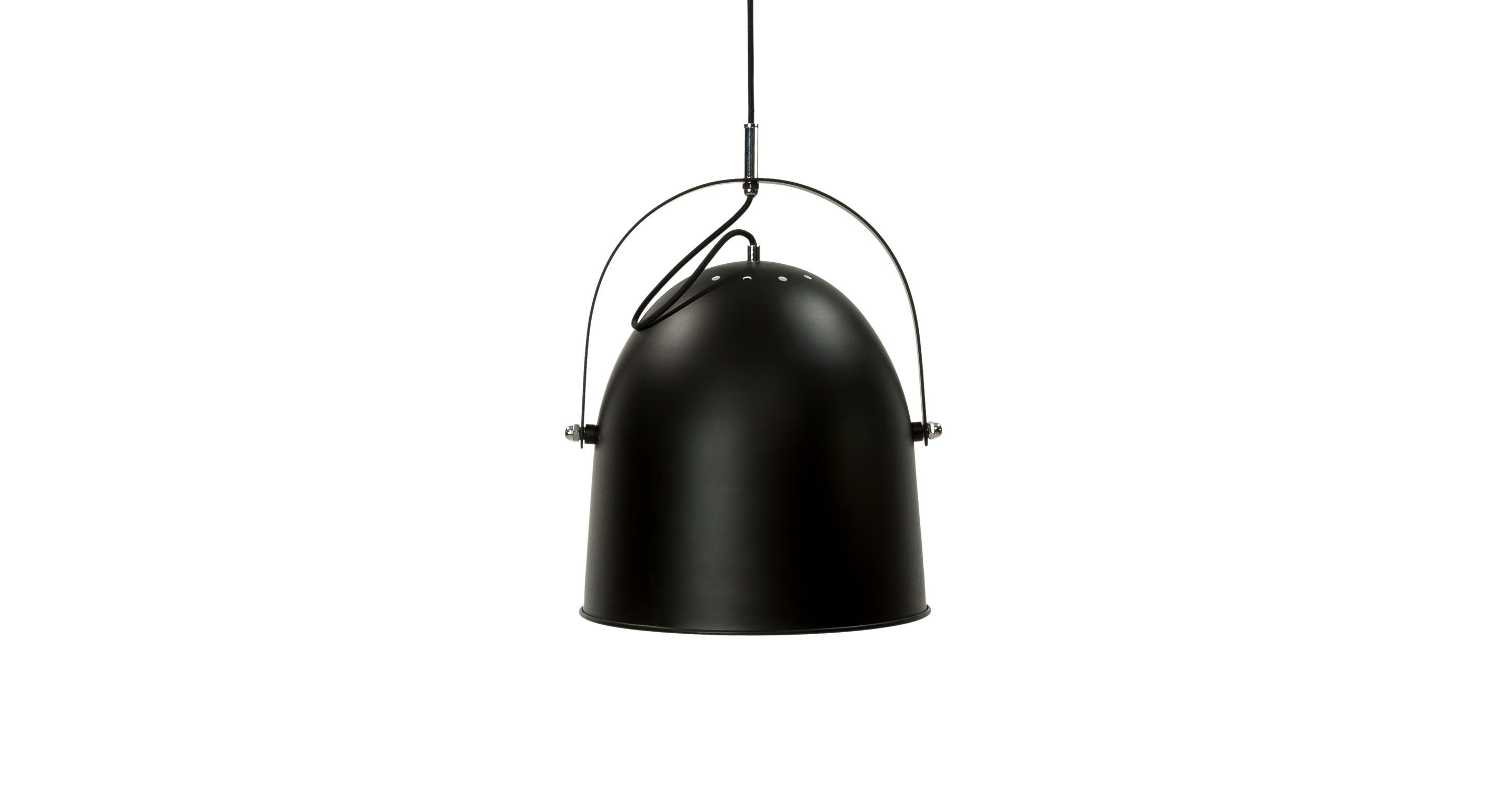 chuck water light pendant furniture black arbor white