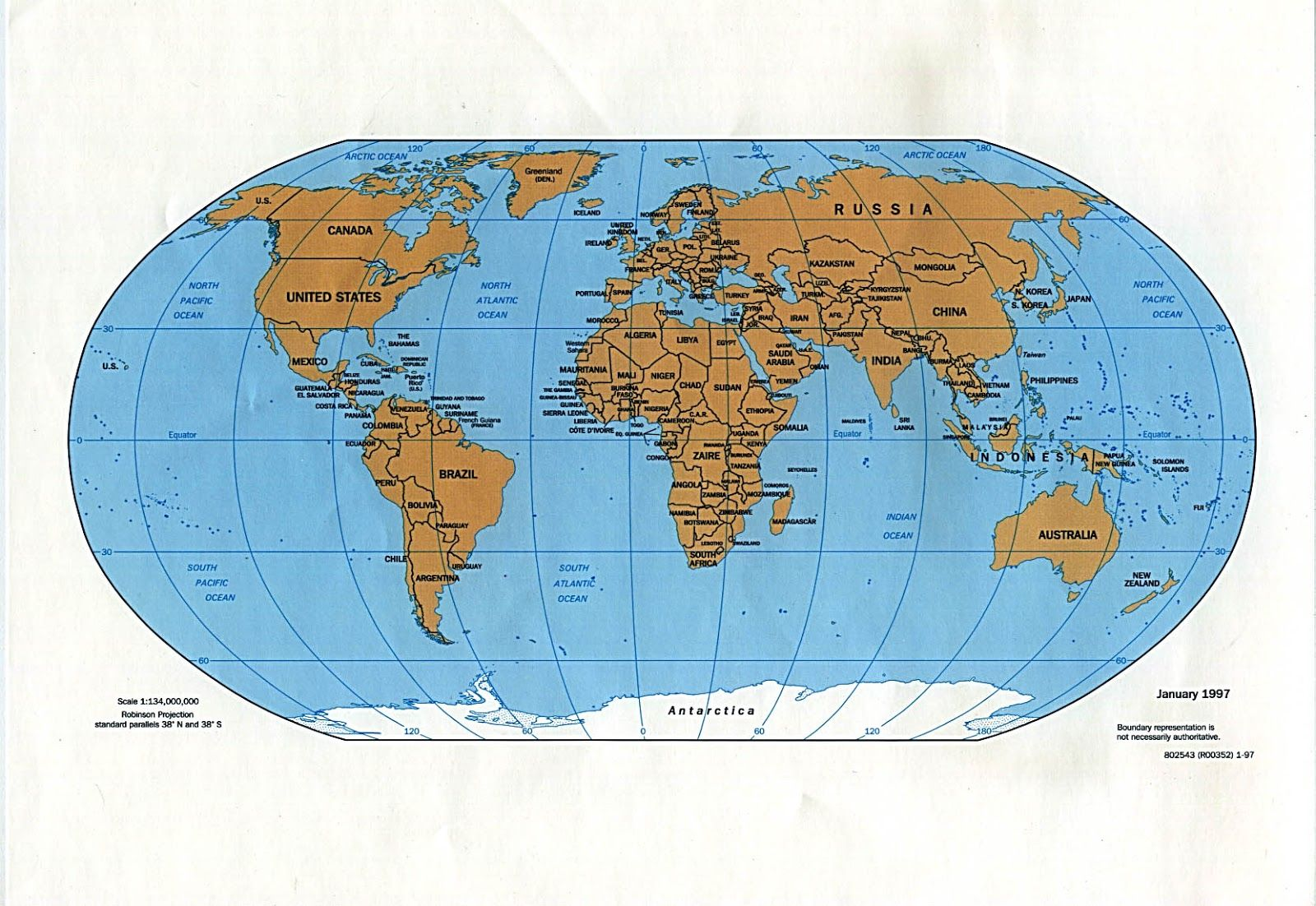 Accurate World Map | Maps for Becky and Decoration | Pinterest