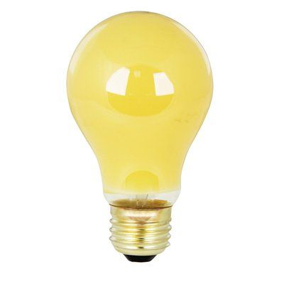 Feit electric 2 pack 60 watt a19 yellow indooroutdoor incandescent shop feit electric yellow indooroutdoor incandescent garage door light bulbs at lowes canada find our selection of incandescent light bulbs at the lowest workwithnaturefo