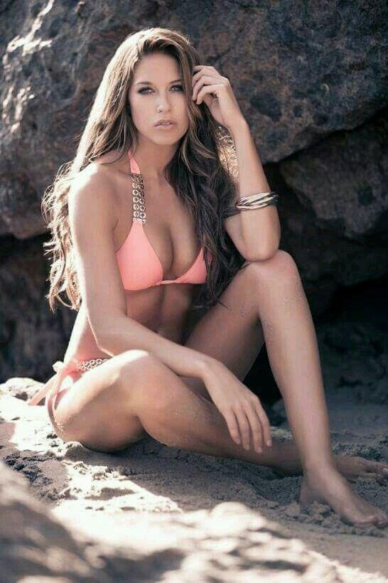Barbara blank bikini