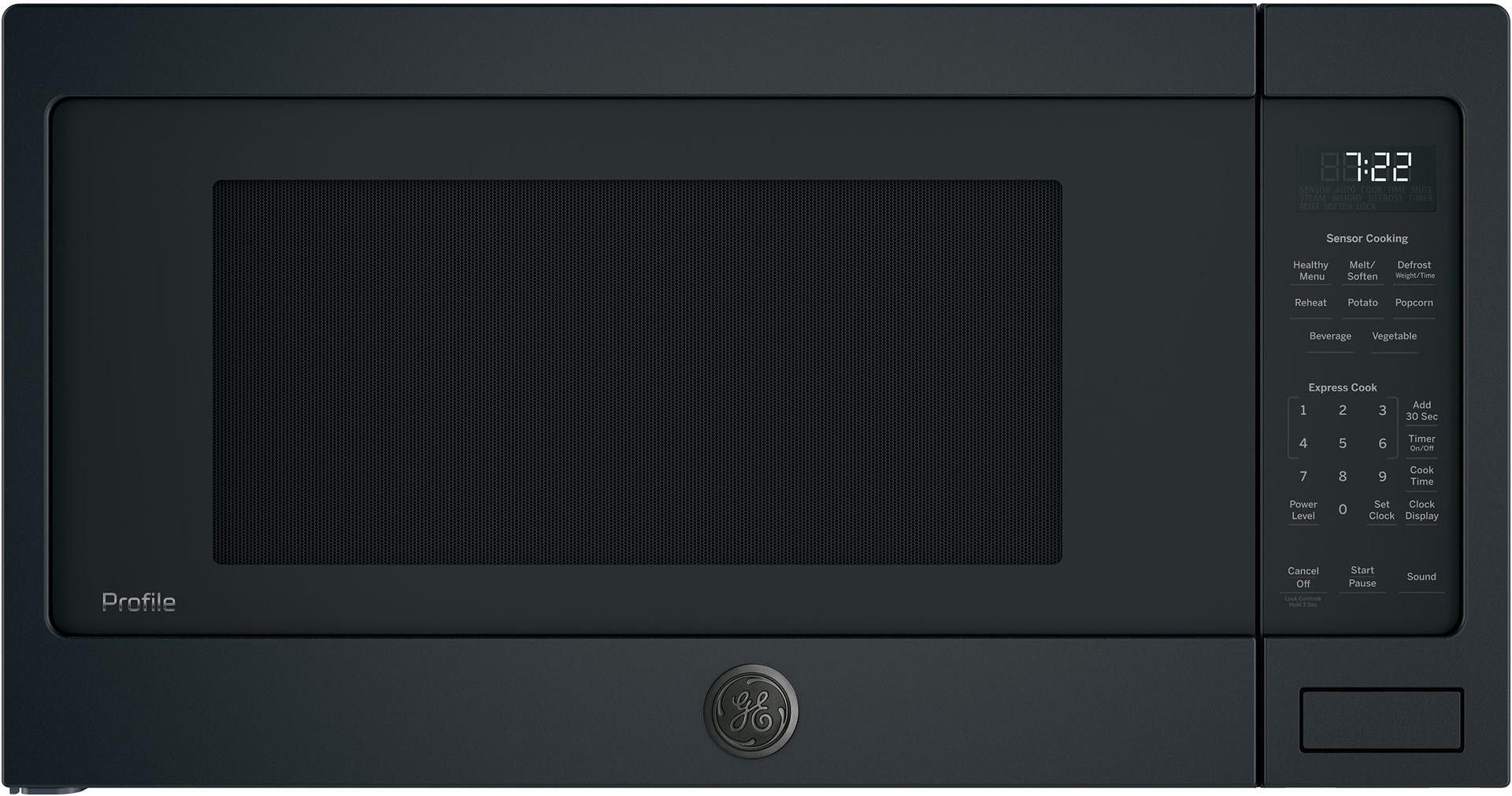 Ge Profile Pes7227fmds Countertop Microwave Oven Microwave Microwave Oven