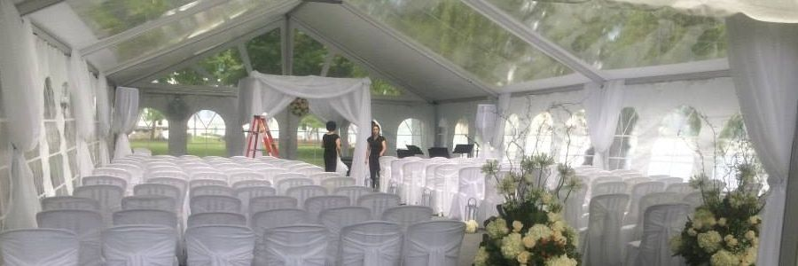 Chair Cover Rentals Durham Region Nursery Glider Rocking Gervais Party And Tent Pictures Gta