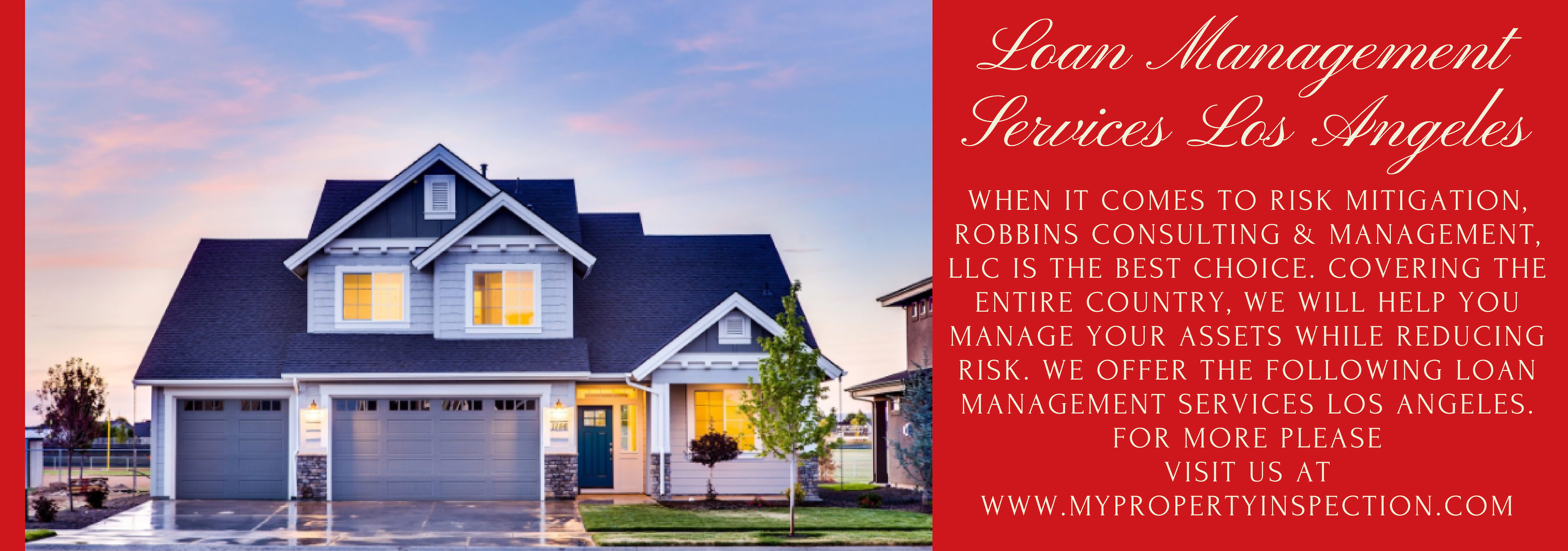 Loan Management Services Los Angeles Management Consulting Things To Come