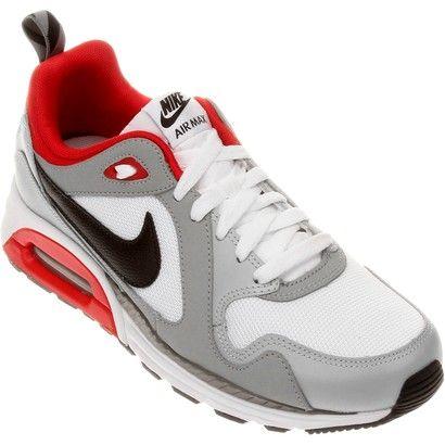 Netshoes Tênis Nike Air Max Trax | Nike air max, Tenis