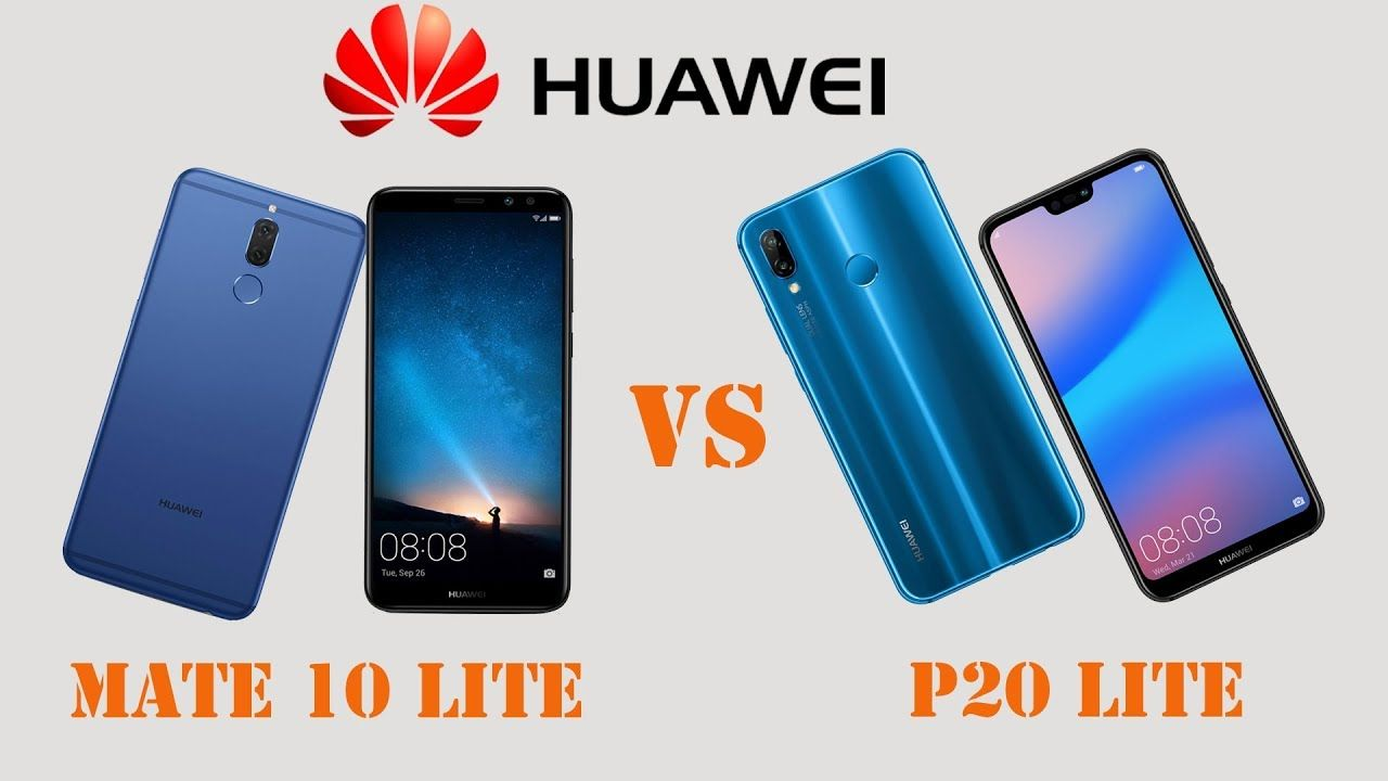 Difference Between Huawei Mate 10 Lite Vs P20 Lite Smartphone Specificat Smartphone Huawei Huawei Mate