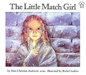 The Little Match Girl Special Memory When They Printed This In