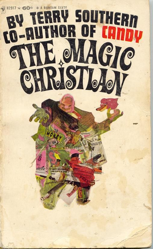Image result for the magic christian book""