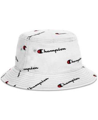 94d7960b3b3 CHAMPION Champion Men S Logo Script Bucket Hat.  champion   activewear