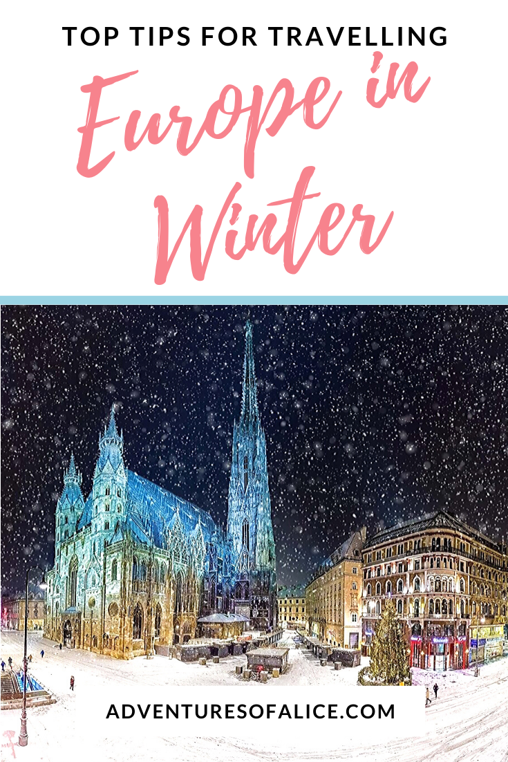Photo of Top Tips for Travelling in Europe in Winter