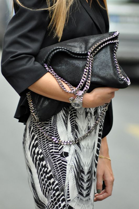 1eb8bc1892 Stella McCartney i neeed to have this bag. perfection
