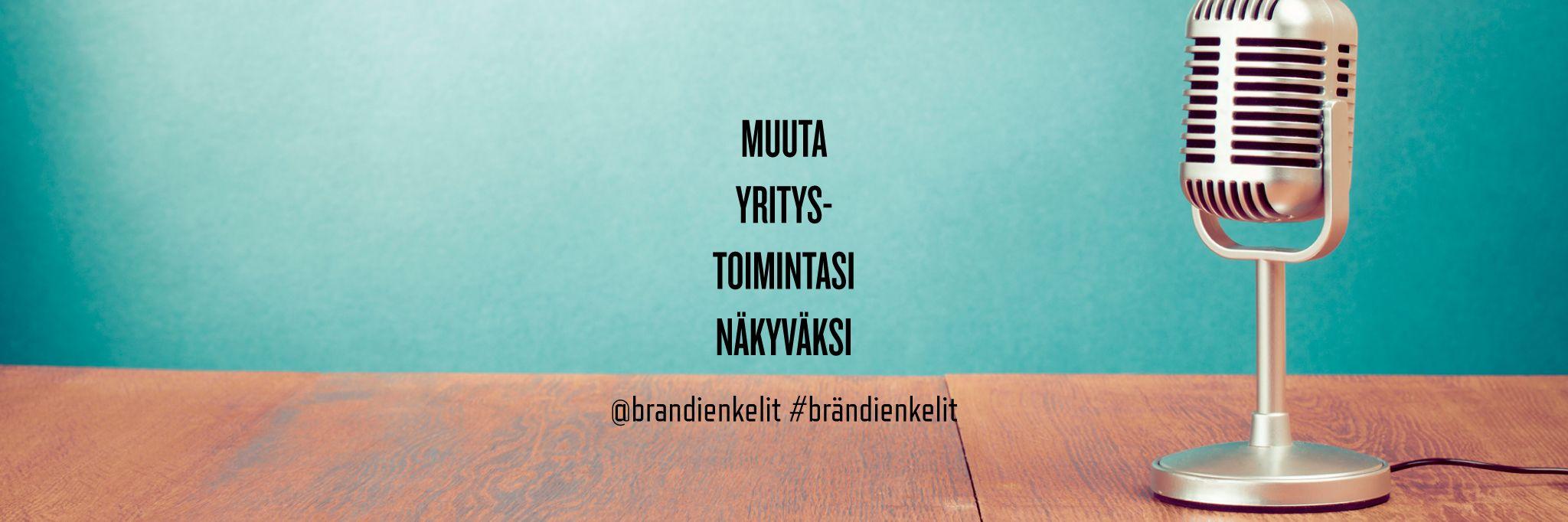 Brändienkelit-verkkosivuston kuvabanneri. Visuaalinen toteutus oman ammattitaidon ylläpitämiseksi. Natasha Varis, 2015. – http://www.brandienkelit.fi/