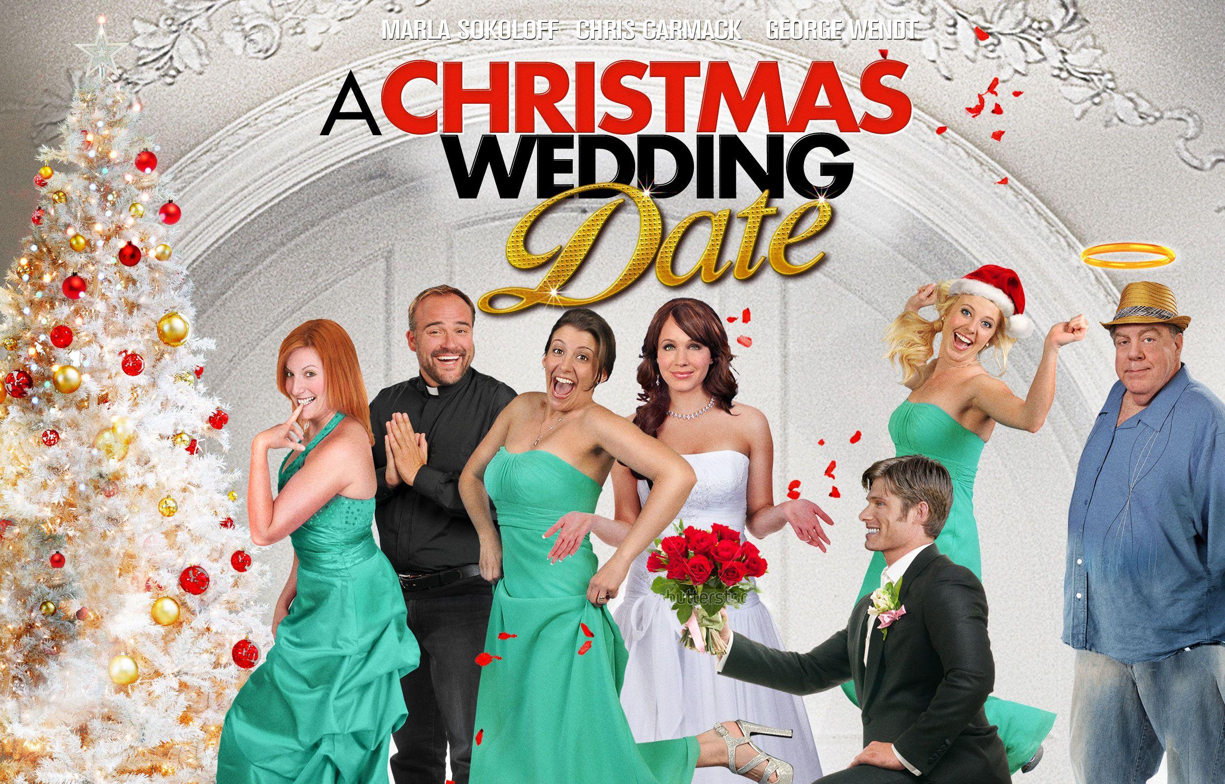 A Christmas Wedding Date.A Christmas Wedding Date Hallmark Christmas Movies A