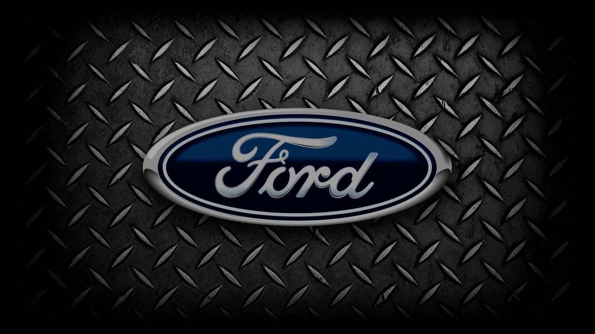 Ford Logo Wallpaper 1920 X 1080 Ford Logo Ford Emblem Car Brands Logos
