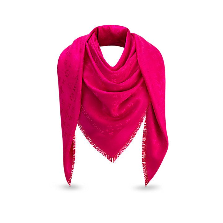 a0a9ebde3ef0 Monogram Shawl in WOMEN s ACCESSORIES SCARVES