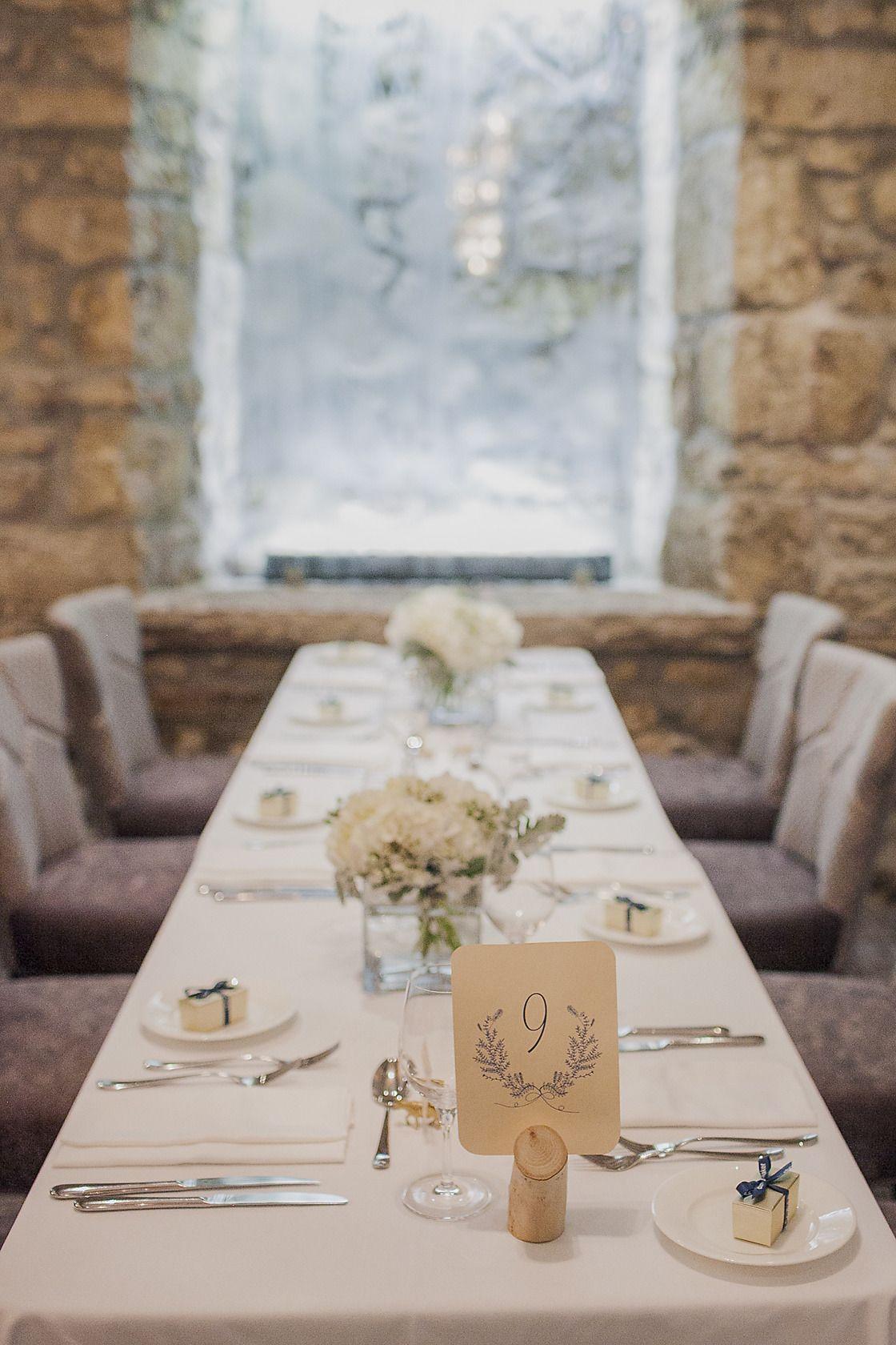 Classic Cambridge Mill Wedding