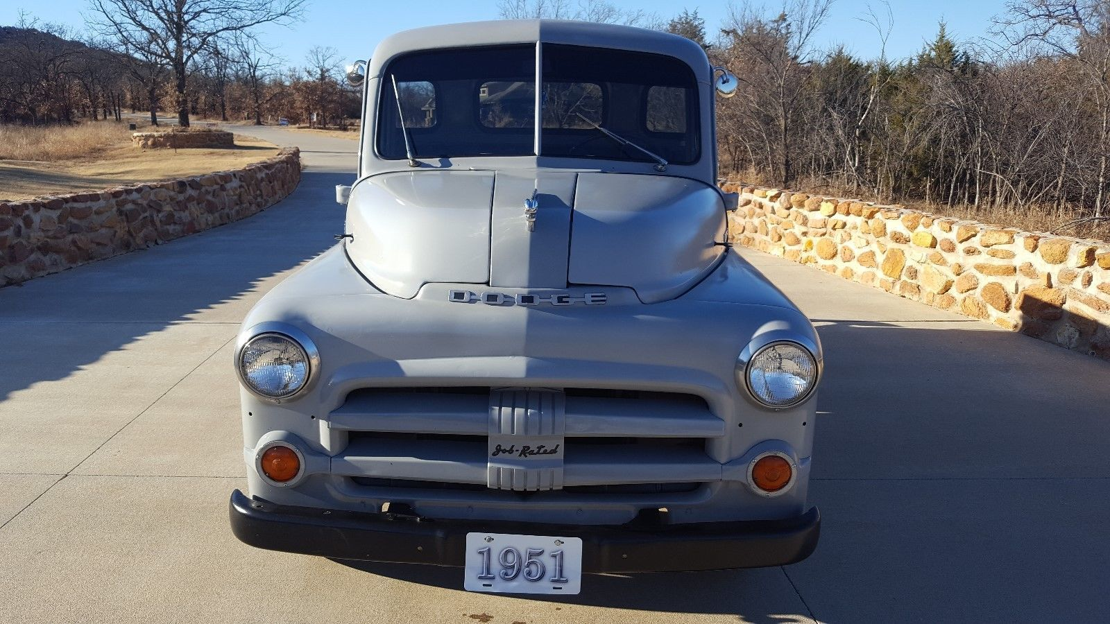1951 dodge other pickups pilot house 5 window