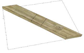 Maak je eigen steigerhouten tafel samen met praxis praxis