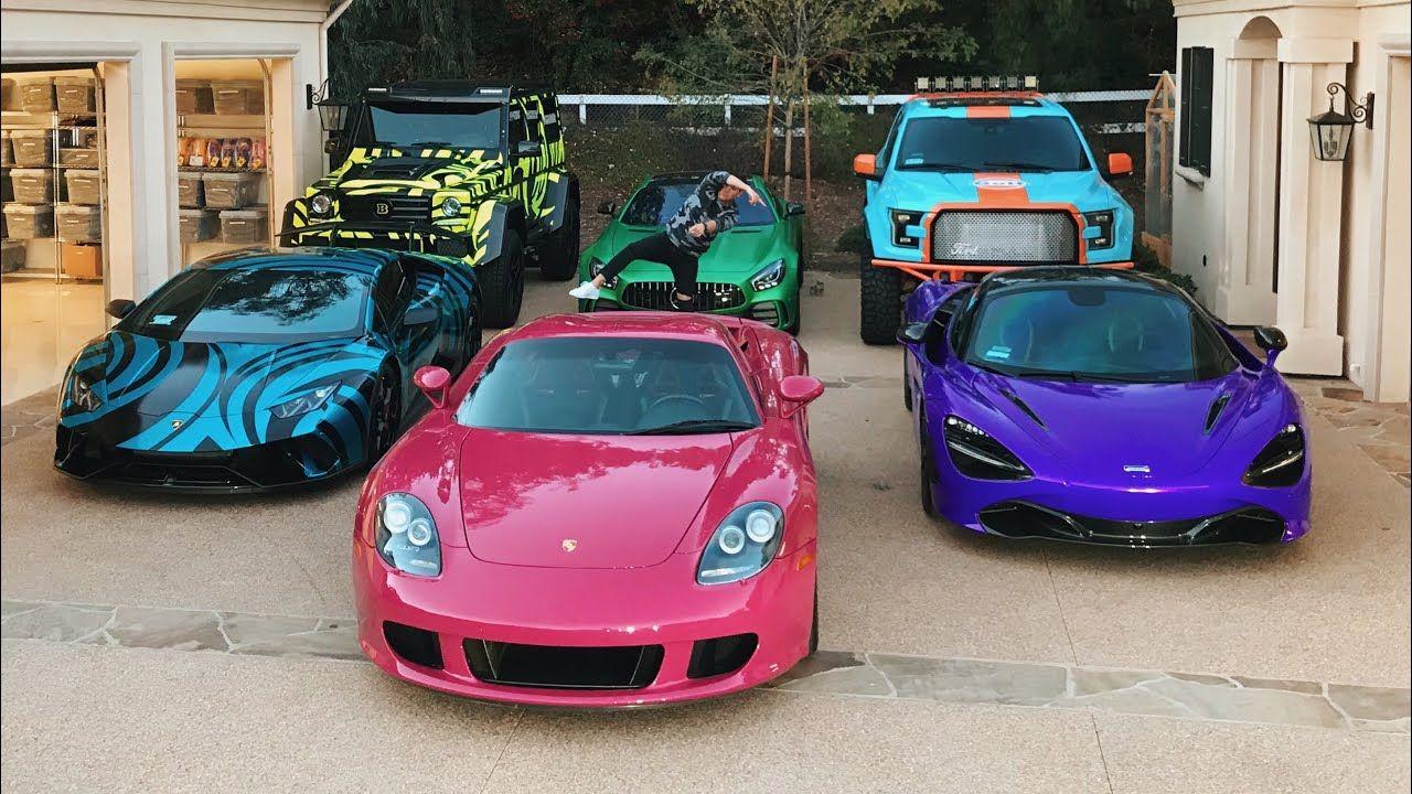 Conoc el garaje de salomundo juca youtube cars - Garaje de coches ...
