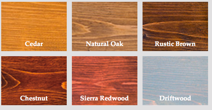 Oil Based Wood Stain Semi Transparent Wood Stain Colors