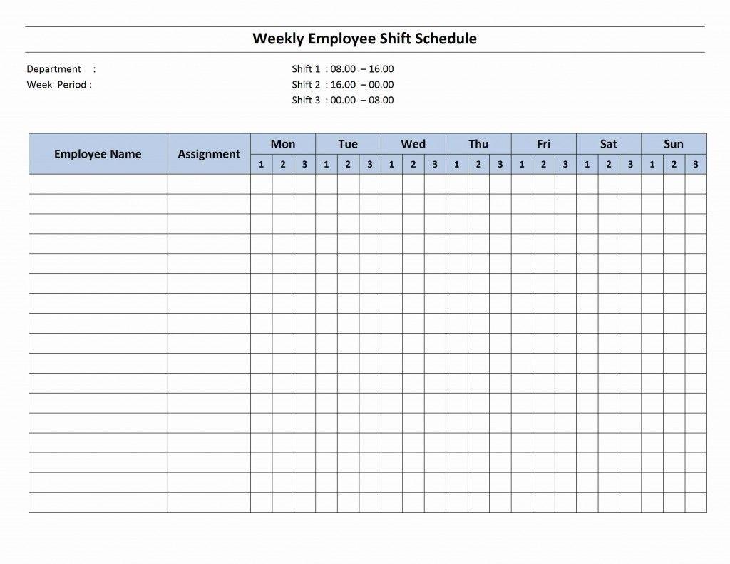 7 Day Employee Schedule Template Blank Calendar Template 7 Day Employee Schedule Template Cleaning Schedule Templates Daily Schedule Template Shift Schedule Free employee work schedule template
