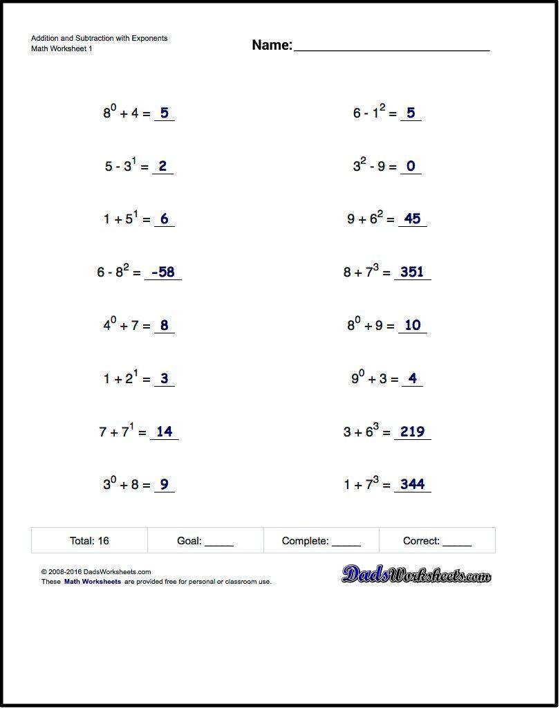 Worksheets. Matrix Operations Worksheet. waytoohuman Free ...