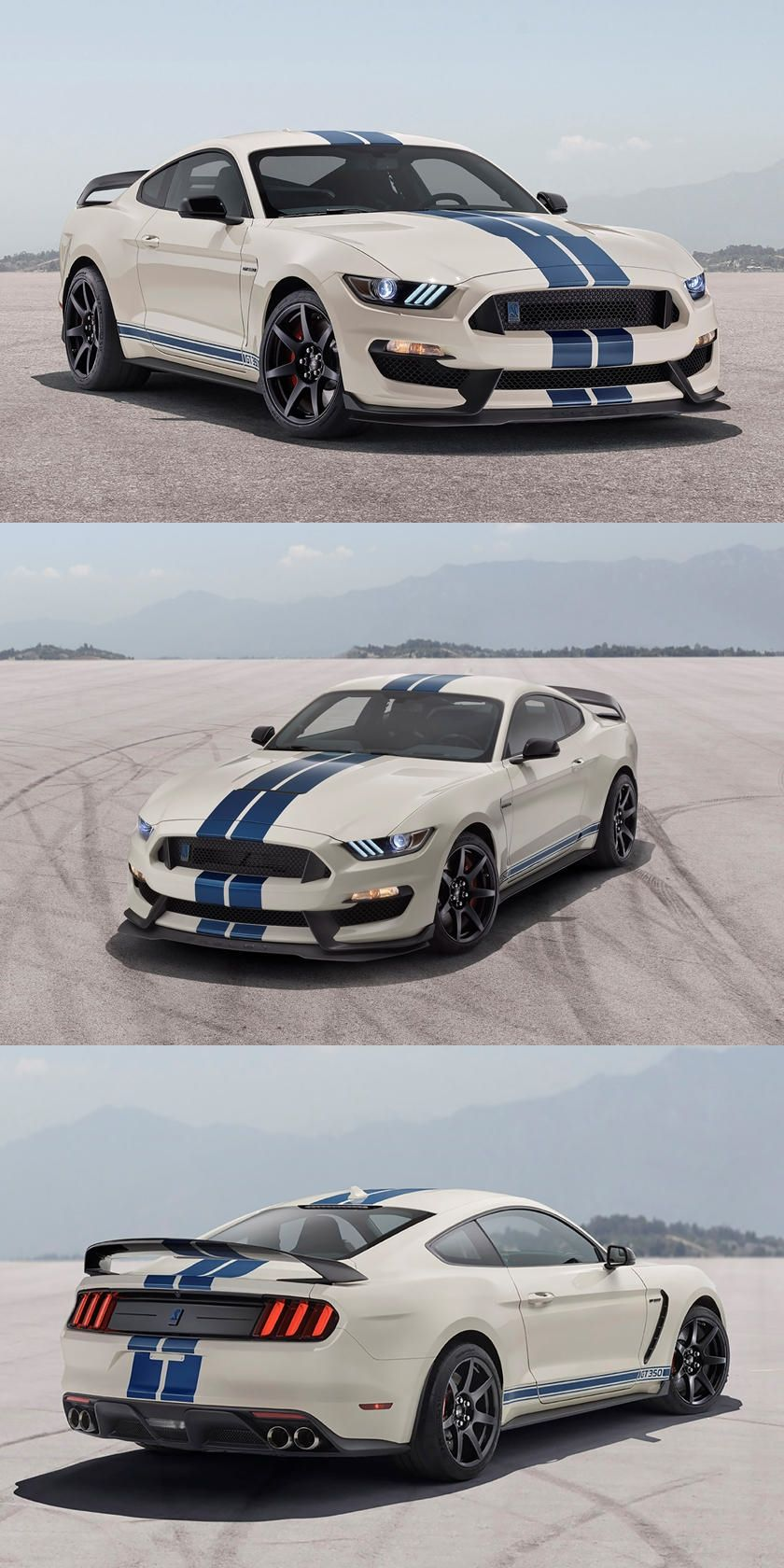 2020 Ford Shelby Gt350 Heritage Package Is A Badass Tribute It