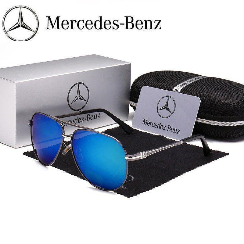 2653f7592f8a Sunglasses Men Luxury Brand Design mercedes benz eyewear ...