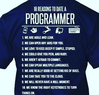 Dating A Programmer