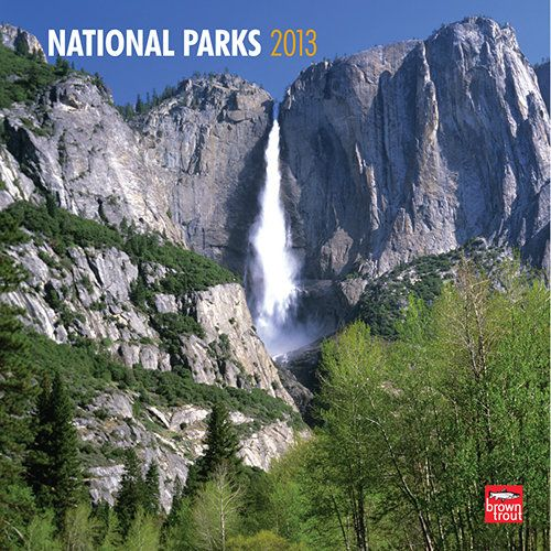 National Parks Wall Calendar: Yellowstone Was Christened