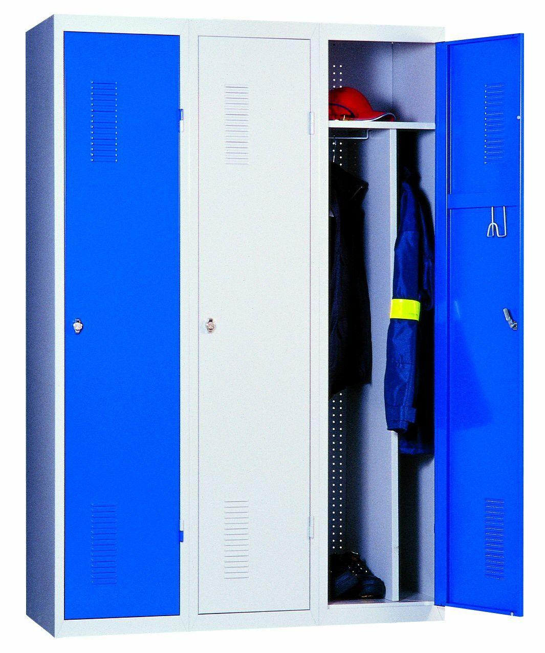 Vestiaire Indispensable Pour Votre Atelier Casier Vestiaire Armoire Rangement Vestiaire Industriel