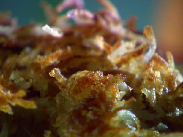 Get Sunny's Saturday Special Hash Browns Recipe from Food Network