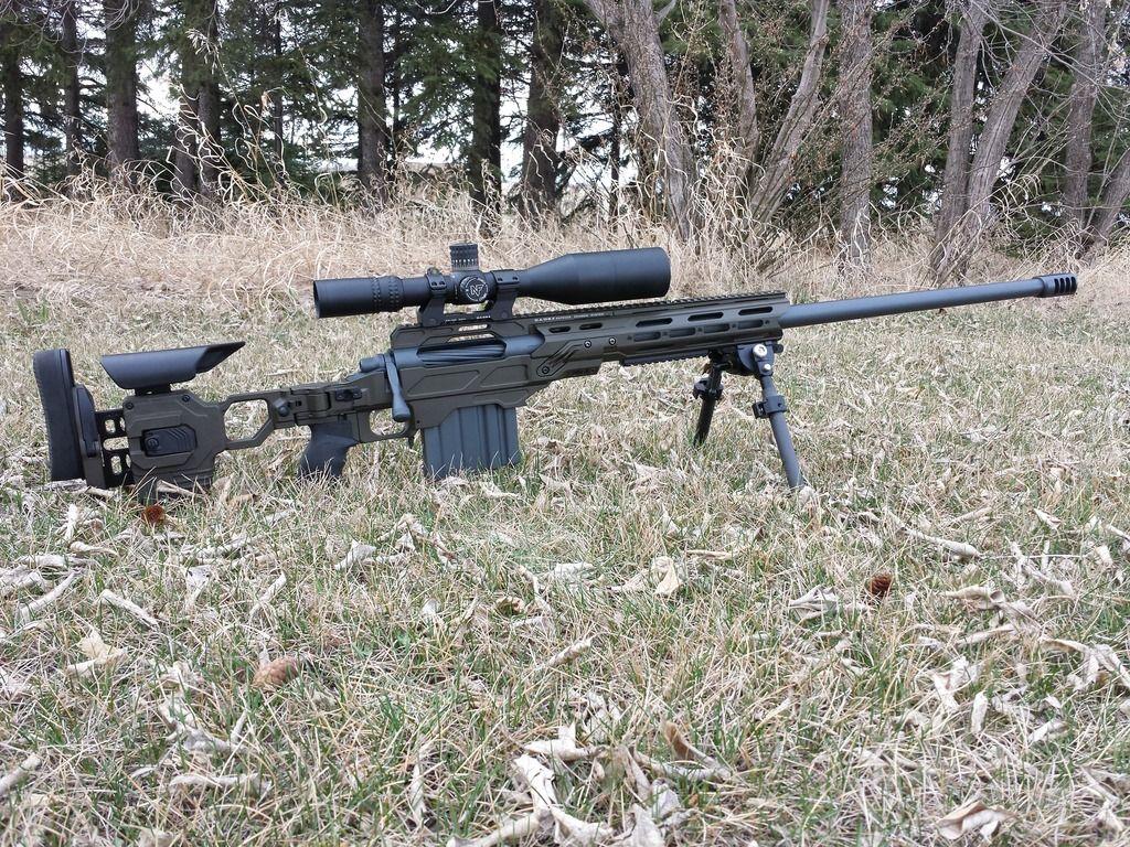Pin on Precision Rifles