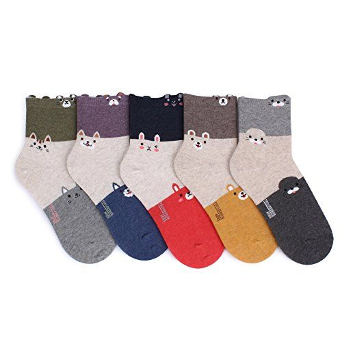 Women's Fashion Casual Funny Crazy Socks Collection (Long... https://www.amazon.com/dp/B01IET6XJA/ref=cm_sw_r_pi_dp_x_HBERxbYNQ0TTM